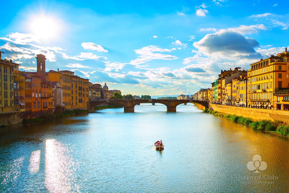CRUISING ON THE ARNO RIVER.jpg