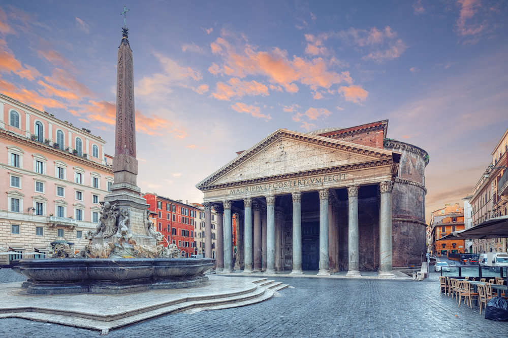 EXCLUSIVE BEFORE HOURS VISIT OF THE PANTHEON.jpg